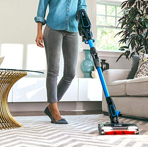 Shark IONFlex 2X Lightweight Cordless Stick MultiFLEX, DuoClean for Carpet & Hardfloor, Hand Vacuum Mode 2 Removable Batteries (IF252)