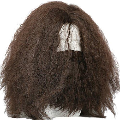 Review Coslive Hagrid Wig Movie