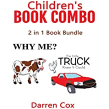 Children's Book Combo: 2 in 1 Book Bundle