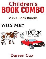 Children's Book Combo: 2 in 1 Book Bundle