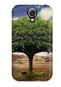 High Impact Dirt/shock Proof Case Cover For Galaxy S4 (artistic Tree Nature)