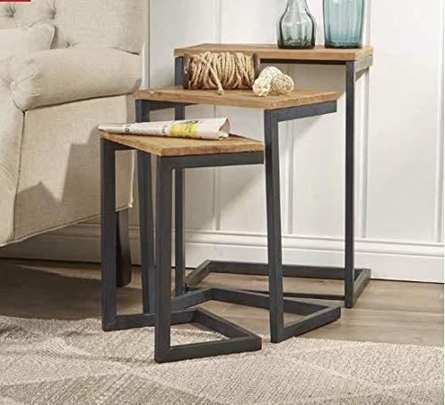 Decorating with Nesting Tables | Nesting Tables | Interior Decoration