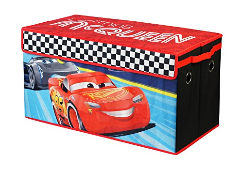 Disney Cars 3 Storage Trunk - Cube Trunk Organizer
