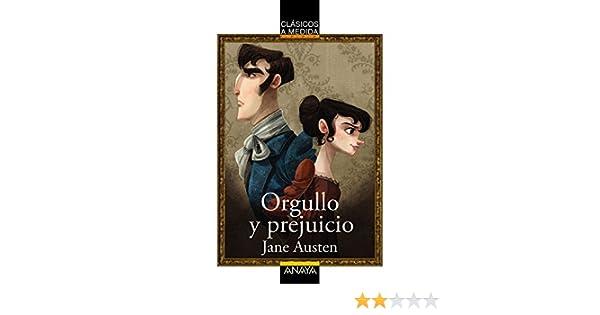 Orgullo y prejuicio (Clásicos - Clásicos A Medida) (Spanish ...