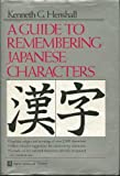 A Guide to Remembering Japanese Characters, Kenneth G. Henshall, 0804815321