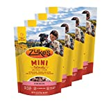 Zuke's Mini Naturals Dog Treats Pork Recipe 6 oz 4 Pack For Sale