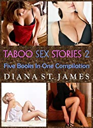 Taboo Sex Stories 2: Five Books in One Compilation