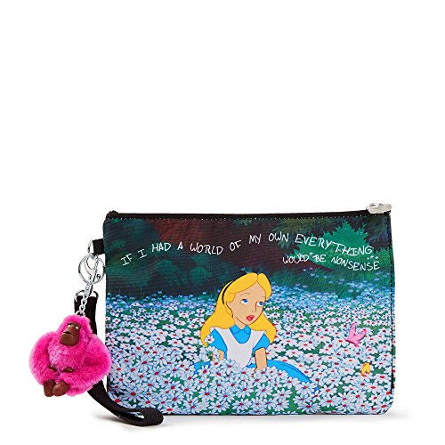 Kipling Disney Alice in Wonderland Collection Electronico Pouch, Off We Go by Kipling