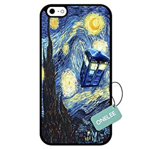 Onelee - Doctor Who Tardis Police Call Box iPhone 6 Case & Cover - iPhone 6 Case (TPU) - Black 8 by ruishername