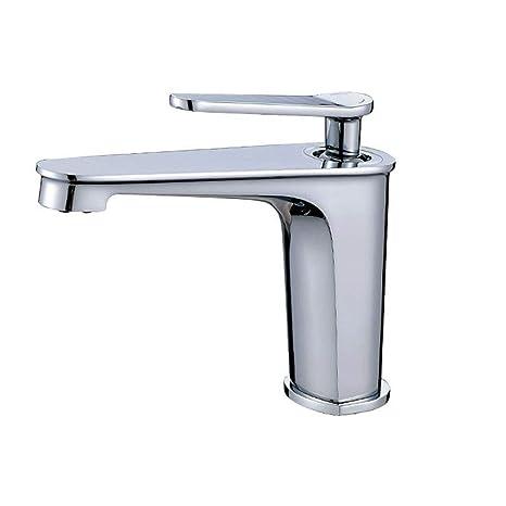 Amazon.com: VOTON-A1507C - Grifo monomando para lavabo de ...