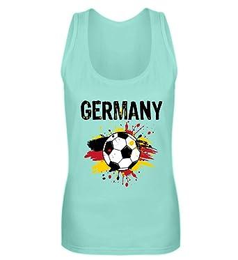 Deutschland Fussball Fussball Soccer Fan Spruch Motiv Lustig