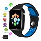 Smart Watches, JACSSO Touch Screen Bluetooth Smartwatch with Camera, Andriod Smart Watch/Sport Smart