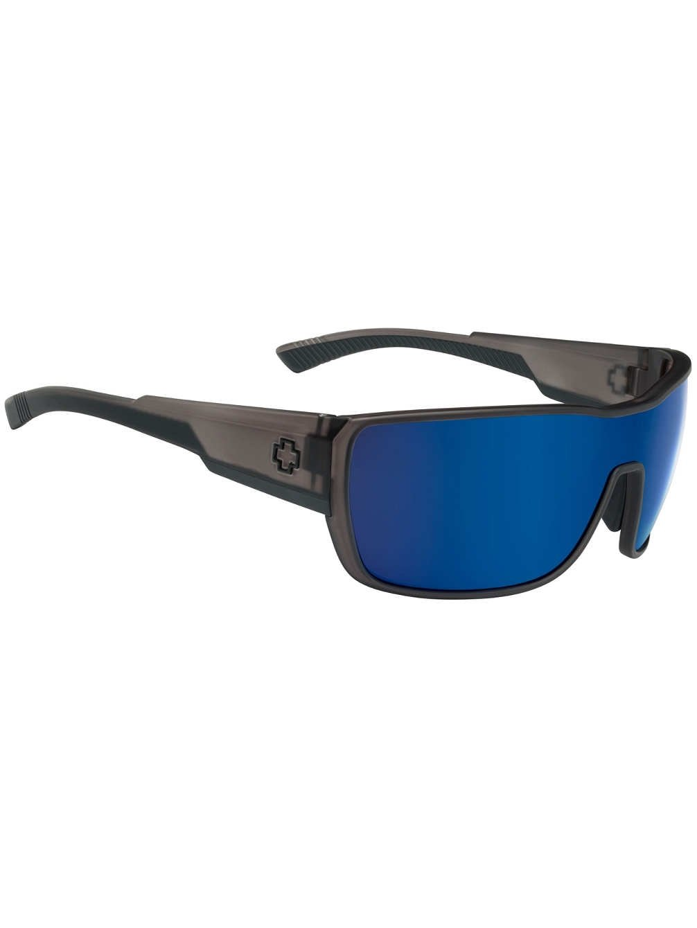 SPY Optic Tron 2 Sunglasses for Men and for Women | Polarized Styles Available | Oversized Frame with Patented Detail Boosting Happy Lens Tech for Pure Performance