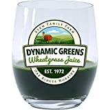 Wheatgrass Juice | 100 Fl Ozs | Flash Frozen | Unpasteurized | 0.5 Fl Oz Individual Portions