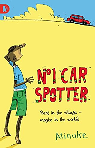 book cover of The No. 1 Car Spotter