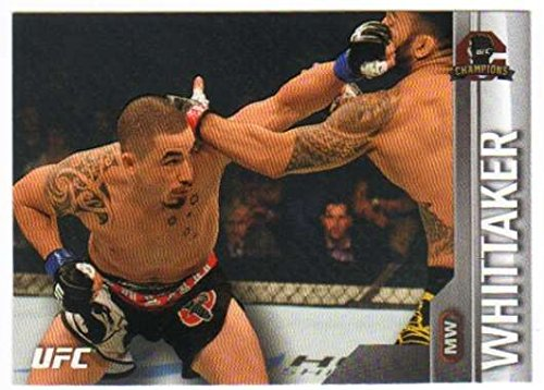 2015-topps-ufc-champions-64-robert-whittaker-mixed-martial-arts-trading-card