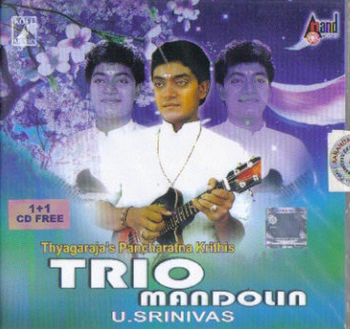 - Trio Mandolin (U. Shreenivas)