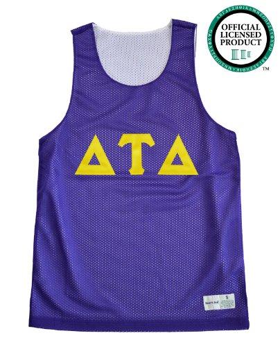 Ann Arbor T-shirt Company Men's DELTA TAU DELTA Mesh DTD Tank Top
