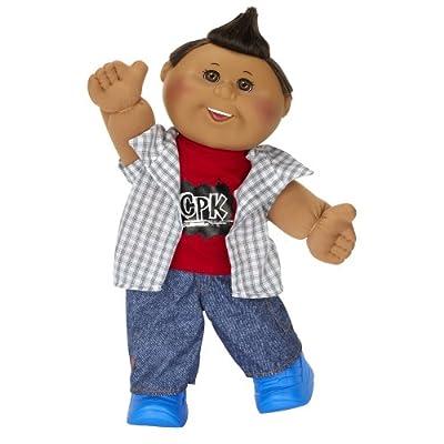 Cabbage Patch Kids Brunette Hair Hispanic Skater Boy by Cabbage Patch Kids