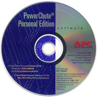 Amazon com: APC Power Chute Personal Edition