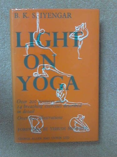Light on Yoga: B K S Iyengar: Amazon.com: Books