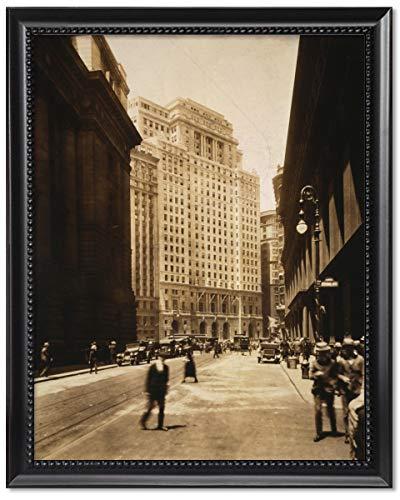 ClassicPix Framed Print 8x10: Cunard BLDG, 1921