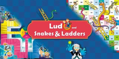 Toysbox Ludo and Snakes and Ladders (Medium)