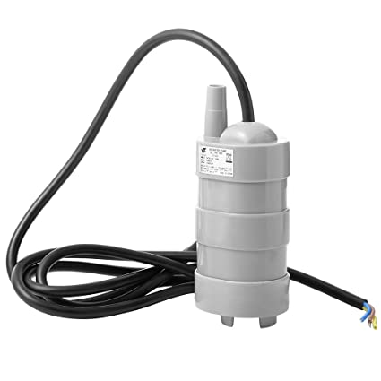 XCSOURCE JT-550 1000L/H Submersible Pump Immersible Pump Under Water Pump  Bath Pump 5M/16 4ft DC 12V with Cable TE485