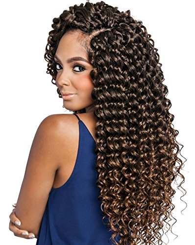 Mane Concept Afri Naptural Water Fall Pre-Stretched Braid 18