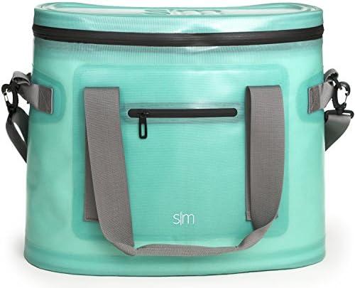 Simple Modern 20 Liter Weekender Soft Cooler Bag – Caribbean Blue