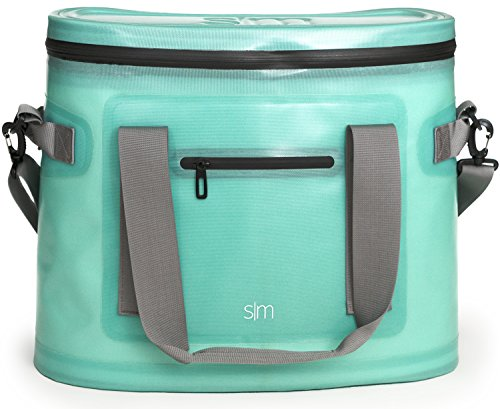 Simple Modern 20 Liter Weekender Soft Cooler Bag - Caribbean Blue