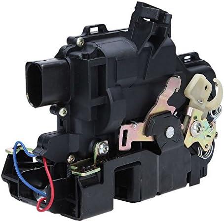 Ecd Germany Ts 002 Türschloß Schloß Stellmotor Vorne Rechts Mit Zentralverriegelung Inkl Mikroschalter Auto