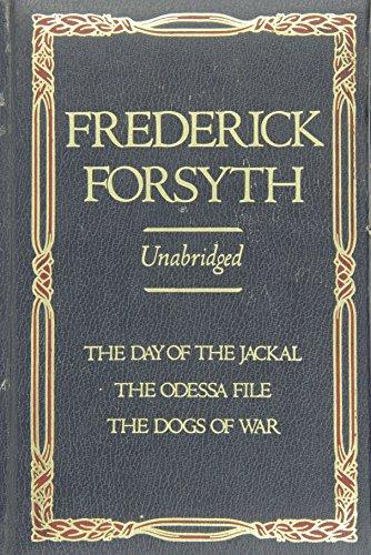 Frederick Forsyth: 3 Complete Novels