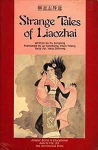 Paperback Strange Tales of Liaozhai Book