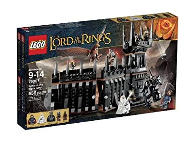 LEGO LOTR Battle at The Black Gate 79007 Toy Interlocking Building Sets
