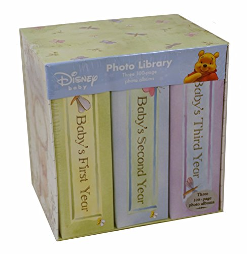 (Winnie the Pooh Photo Library: Three 100-page Photo Albums )