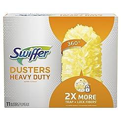 Swiffer 360 Dusters, Heavy Duty Refills,...