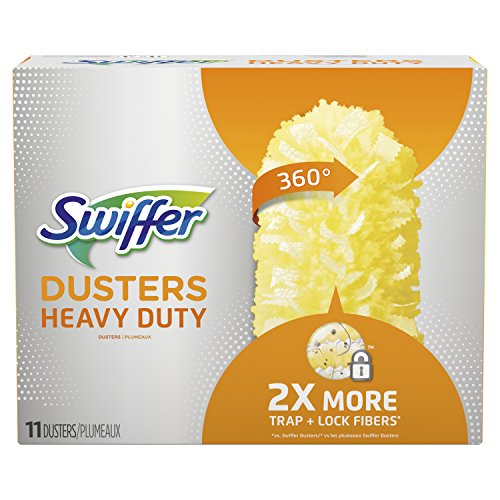 Swiffer 360 Dusters, Heavy Duty Refills, 11 Count ()