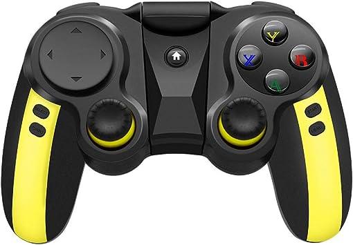 Mando Inalámbrico Bluetooth Smartphone Gamepad, Palanca De ...