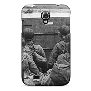 ArtCart Galaxy S4 Well-designed Hard Case Cover D Day Protector