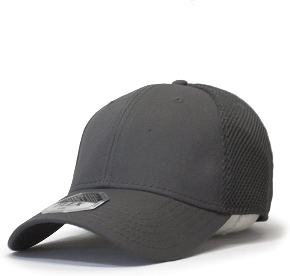 New Plain Pro Cool Mesh Low Profile Adjustable Baseball Cap