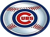 Amscan Licensed Mlb Chicago Cubs Luncheon Napkins Paper 9'' Pack 18 Others Party Supplies (216 Piece)