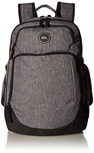(Quiksilver Men's Shutter Backpack,light grey heather,One Size)