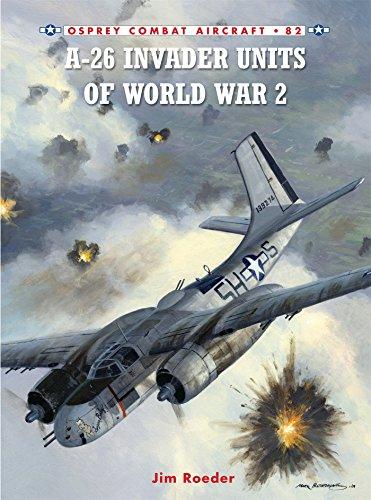 (A-26 Invader Units of World War 2 (Combat Aircraft))