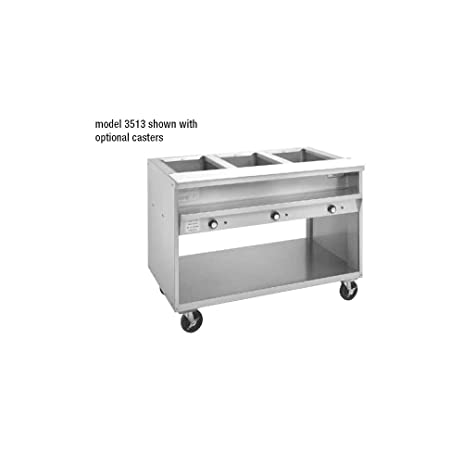 Amazoncom Randell V Electric Open Well Hot Food Table - Electric hot food table