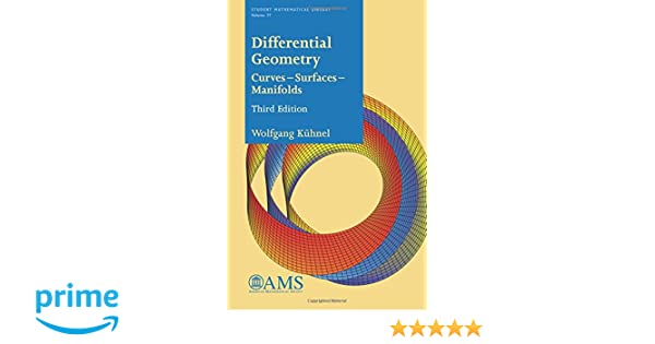 kuhnel differential geometry