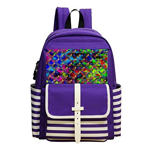 CXNBDA Custom Splat-oon Children School Bags Back Pack Backpacks For Boy Girl Unixex
