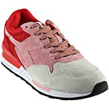 Diadora Unisex Intrepid Premium Blossom/Fiery Red 7.5 Women / 6 Men M US