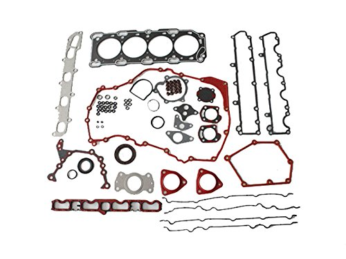 Graphite Head Gasket Set Fix Kit For 1996-1999 Chevrolet Cavalier Malibu Pontiac Grand Am Oldsmobile Alero Buick Skylark 2.4L I4 VIN Code T