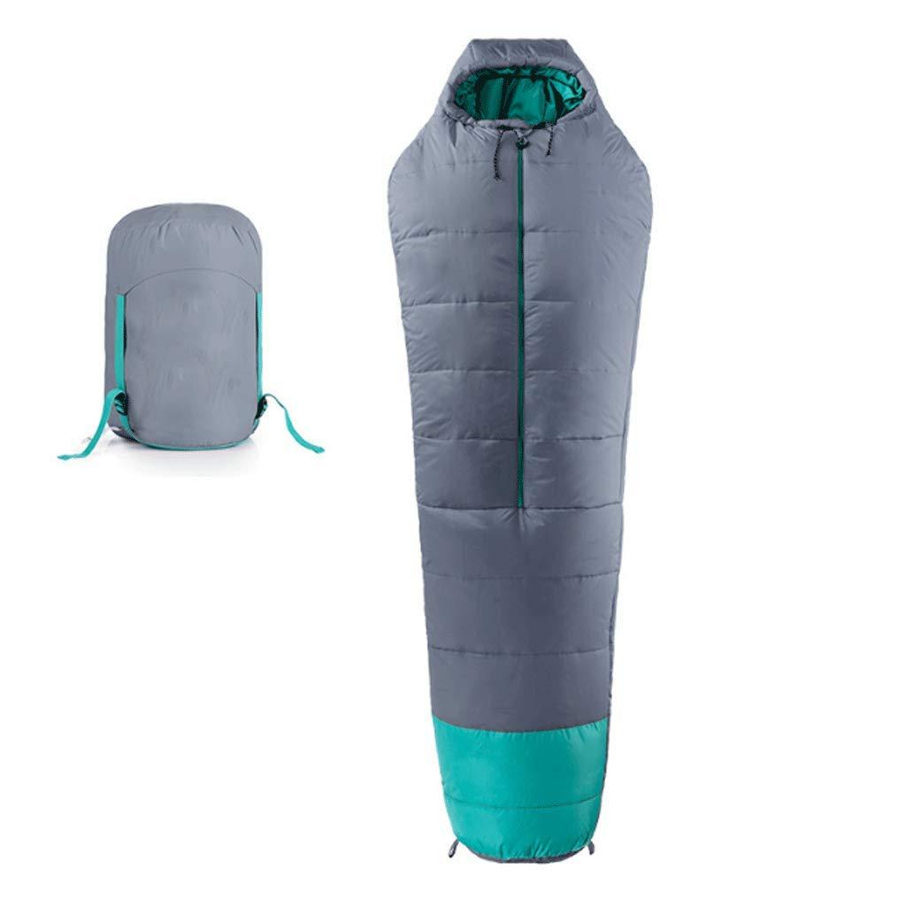 1  1.97kg RXF Sac de Couchage de Style Mahomme au Milieu de la  ie extérieure (Couleur   1 , Taille   1.38kg)
